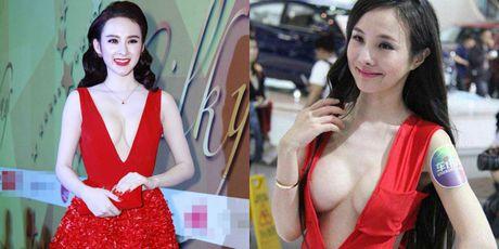 Dien mot khong noi y, Angela Phuong Trinh tha ho khoe 'sieu vong 1' - Anh 13