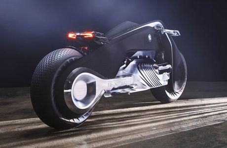 'Choang' voi BMW Motorrad Vision Next 100 tu dieu khien - Anh 6