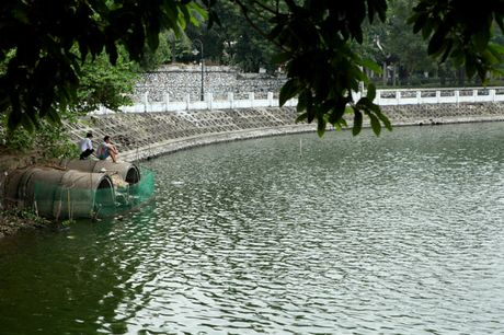 Can canh 30 cong ngay dem xa thai xuong Ho Tay - Anh 13