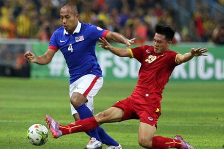 Kho khan cho don doi thu cua tuyen Viet Nam tai AFF Cup - Anh 1