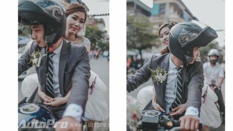 Cuc chat voi chu re biker don dau bang xe Suzuki Bandit 1200s - Anh 1