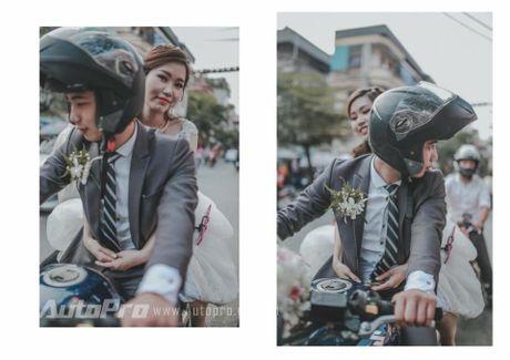 Cuc chat voi chu re biker don dau bang xe Suzuki Bandit 1200s - Anh 4