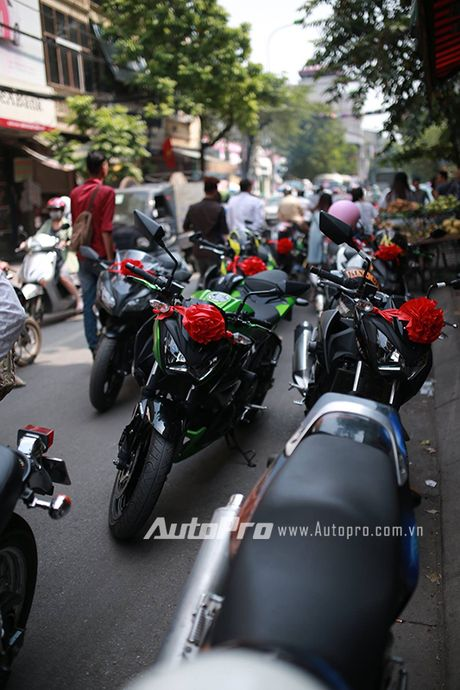 Cuc chat voi chu re biker don dau bang xe Suzuki Bandit 1200s - Anh 8