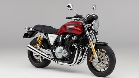 Honda CB1100 RS 2017 - Mo to dam chat co dien moi - Anh 3