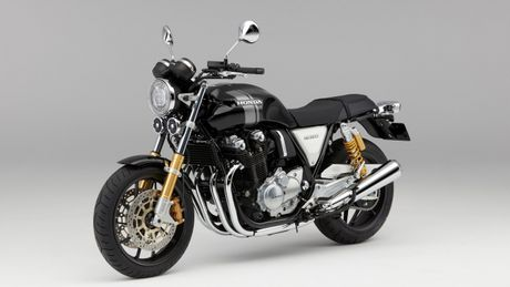 Honda CB1100 RS 2017 - Mo to dam chat co dien moi - Anh 5