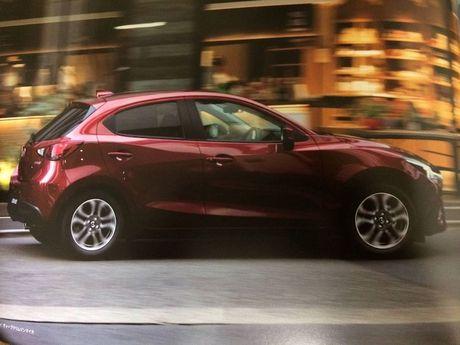 Xe co nho, gia re Mazda2 phien ban 2017 'lo hang' - Anh 2
