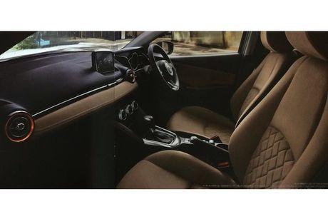 Xe co nho, gia re Mazda2 phien ban 2017 'lo hang' - Anh 4