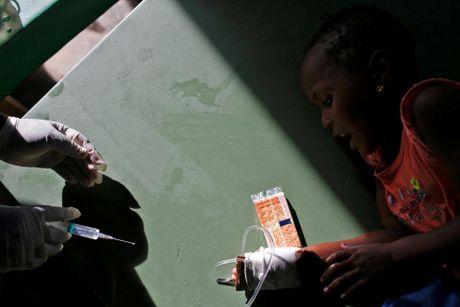 Xot xa canh ngo nguoi dan Haiti sau sieu bao Matthew - Anh 11