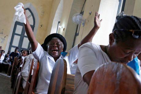 Xot xa canh ngo nguoi dan Haiti sau sieu bao Matthew - Anh 6