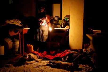 Xot xa canh ngo nguoi dan Haiti sau sieu bao Matthew - Anh 7