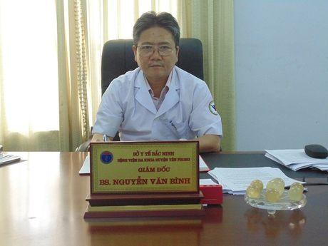 Benh vien Da khoa huyen Yen Phong - Bac Ninh: Khong ngung nang cao chat luong kham chua benh - Anh 1