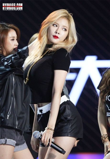 Nhung ai la top 10 nu than nhan sac hang dau Kpop? - Anh 3