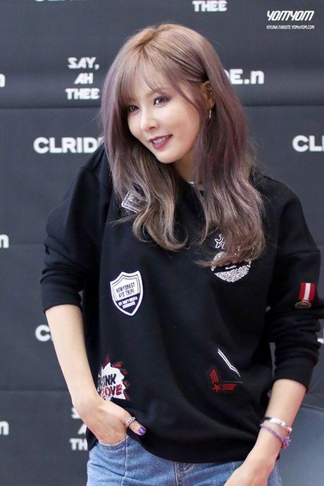 Nhung ai la top 10 nu than nhan sac hang dau Kpop? - Anh 4