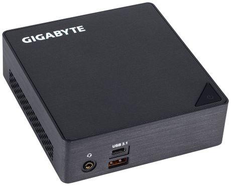 Gigabyte nang cap may tinh nho gon BRIX voi CPU Kaby Lake, USB-C, M.2-2280 NVMe - Anh 1