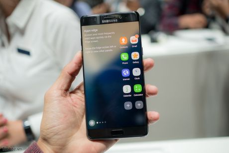Nhin lai 2 thang vong doi Samsung Galaxy Note 7 - thu hoi va nhung he luy - Anh 1