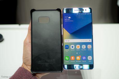 Nhin lai 2 thang vong doi Samsung Galaxy Note 7 - thu hoi va nhung he luy - Anh 4