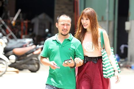 Tien Dat phu nhan tin don hen ho voi Milan Pham - Anh 2