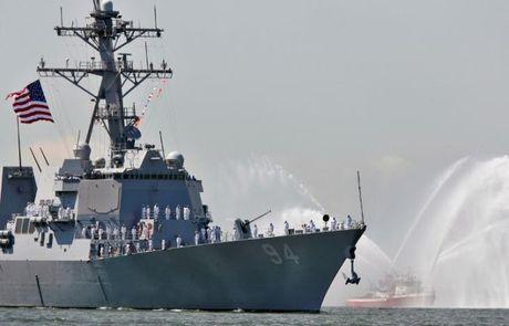My phong ten lua vao Yemen de tra dua vu tau USS Mason bi tan cong - Anh 1