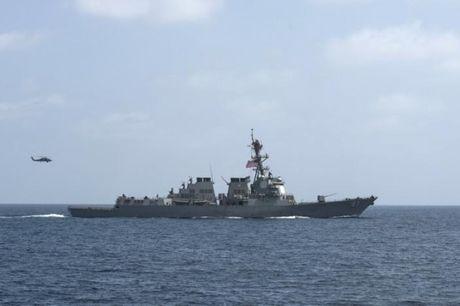 My phong ten lua vao Yemen de tra dua vu tau USS Mason bi tan cong - Anh 2