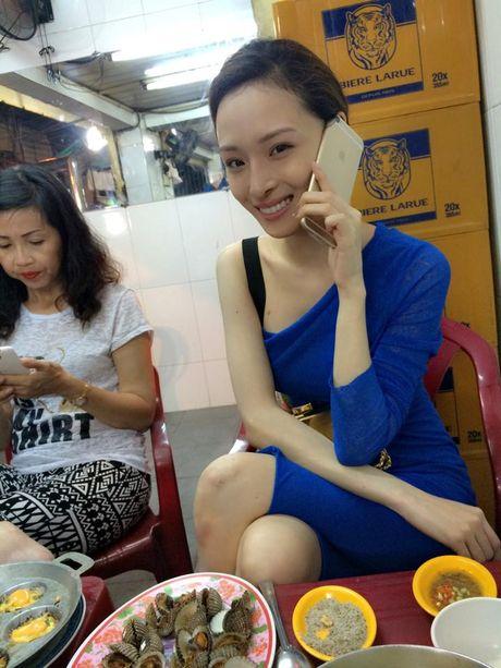 Bo lop trang diem, Truong Ho Phuong Nga co con xinh dep khien dai gia nao long? - Anh 4