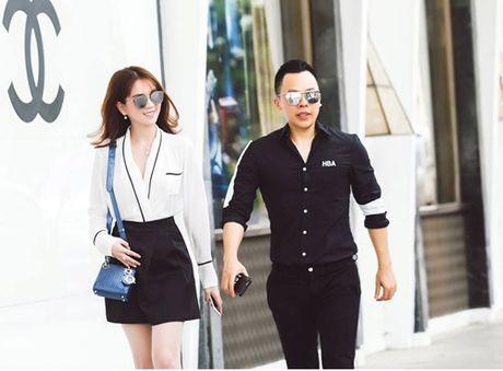 Ngoc Trinh hao huc tham du chung ket Hoa hau Han Quoc 2016 - Anh 4