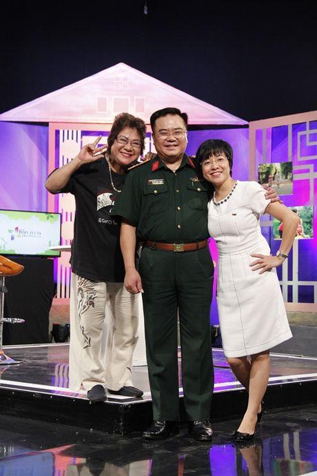 Danh hai Minh Vuong hiem hoi xuat hien truyen hinh ben Thao Van, Quoc Truong - Anh 1