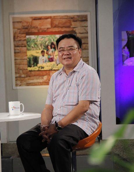 Danh hai Minh Vuong hiem hoi xuat hien truyen hinh ben Thao Van, Quoc Truong - Anh 3