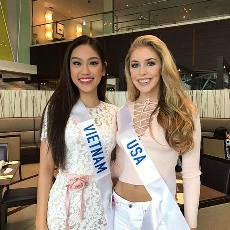 Phuong Linh tu tin do sac ben dan thi sinh Hoa hau Quoc te 2016 - Anh 14