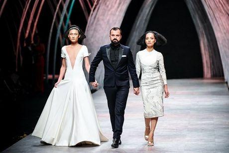 Vietnam International Fashion Week 2016 quy tu cac NTK quoc te noi tieng - Anh 4