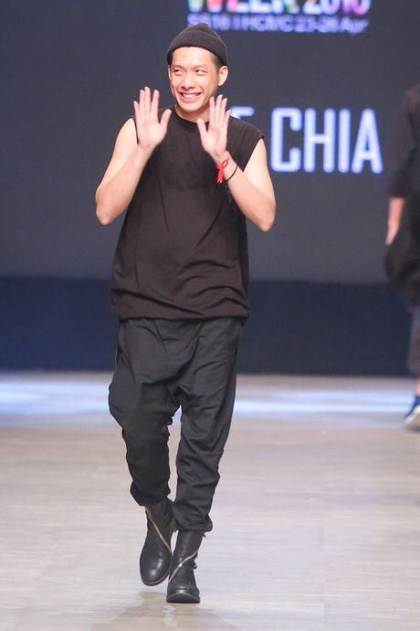 Vietnam International Fashion Week 2016 quy tu cac NTK quoc te noi tieng - Anh 7