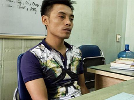 Hai Phong: Bat qua tang doi tuong tang tru luong lon ma tuy - Anh 1