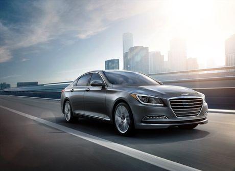 Hyundai Tucson va Genesis dat diem cao nhat trong trai nghiem cua khach hang - Anh 1