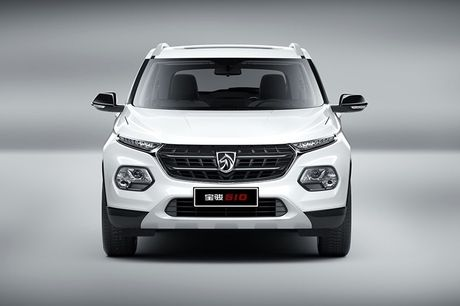 Baojun 510 - xe Trung Quoc gia re, canh tranh cung Ford EcoSport? - Anh 1