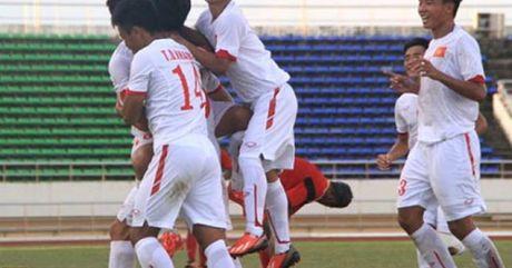 Lich thi dau tu ket - VCK U19 chau A 2016 - Anh 1