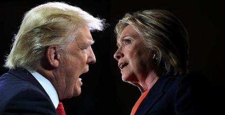 Ba Hillary Clinton da 'het bai' voi ong Trump? - Anh 1