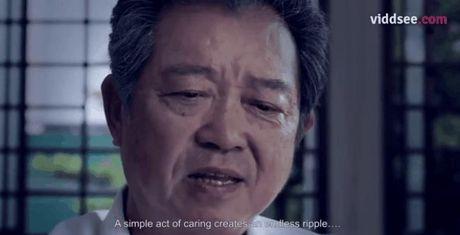 Clip xuc dong ve luat nhan qua: Cho yeu thuong, nhan yeu thuong - Anh 1