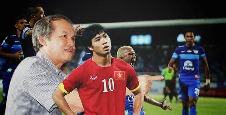 Bau Duc cho Cong Phuong sang Thai... Hoa co dua! - Anh 1