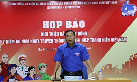 Dien van Ky niem 60 nam ngay truyen thong Hoi LHTN Viet Nam - Anh 1