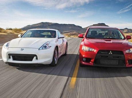 Mitsubishi se gia nhap lien minh Nissan - Renault - Anh 1