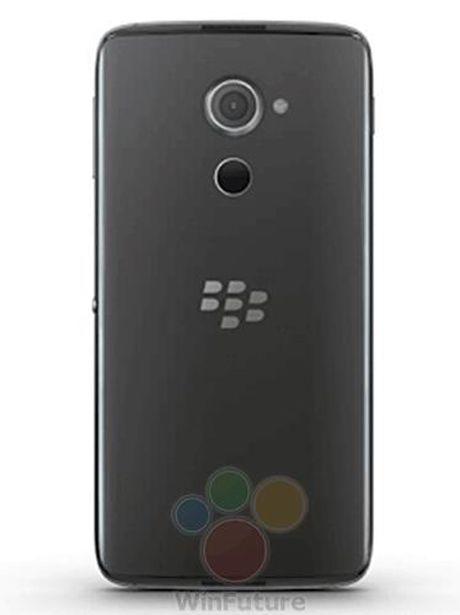 Smartphone cuoi cung cua Blackberry da cho dat truoc - Anh 3