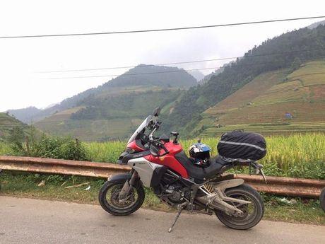 1.500km xuyen Viet trai nghiem Ducati Multistrada 1200 Enduro - Anh 13