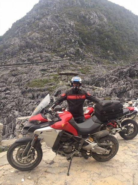 1.500km xuyen Viet trai nghiem Ducati Multistrada 1200 Enduro - Anh 16