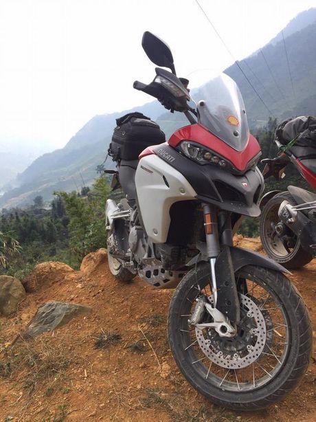 1.500km xuyen Viet trai nghiem Ducati Multistrada 1200 Enduro - Anh 8