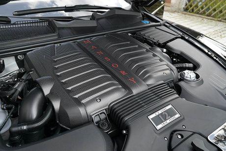 Ra mat sieu SUV do Mansory Bentley Bentayga - Anh 10