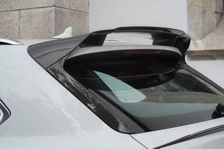 Ra mat sieu SUV do Mansory Bentley Bentayga - Anh 7