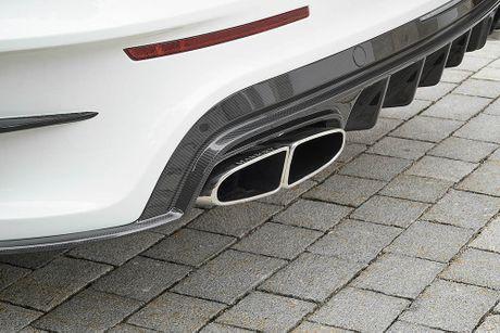 Ra mat sieu SUV do Mansory Bentley Bentayga - Anh 8