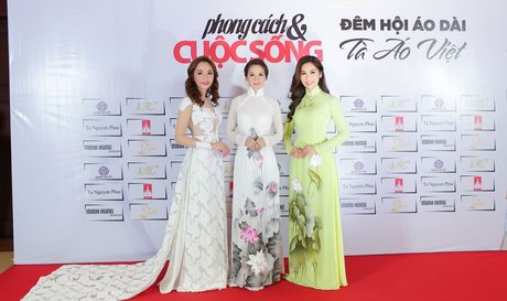 Hoa hau Thanh Thuy khien 'dan em' phat hon vi vong eo hoan hao - Anh 3