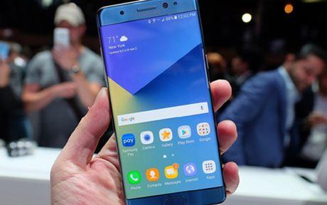 Samsung Viet Nam khong cat giam nhan cong, ha muc tieu xuat khau sau su co Note 7 - Anh 1