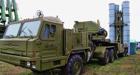 Nga: Tat ca cac su doan Iran da duoc cap S-300 - Anh 1