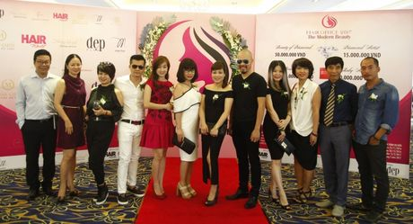 Khoi dong cuoc thi Hair Office 2017 - Anh 1